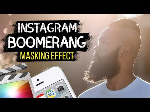 UP Your INSTAGRAM Boomerang Game | Final Cut Pro X Tutorial