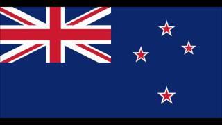 Nationalhymne Neuseeland / National Anthem of New Zealand