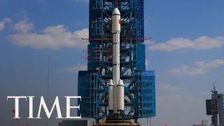 A Chinese Space Lab Will Soon Fall Back To Earth But Nobody Knows Where It Will Land | TIME
