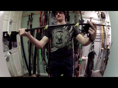 Black Diamond Expedition 3 Ski Poles Unboxing