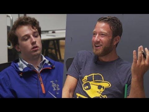 Dave Portnoy Interviews People to Replace Frankie
