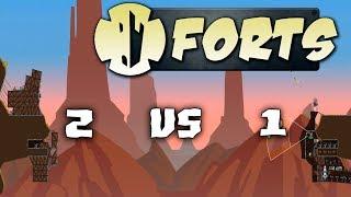 Forts №18 - Они пытались...