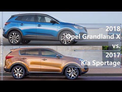 Opel  Grandland X Кроссовер класса J - тест-драйв 2