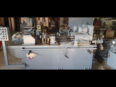 Deep Hole Drilling Machine Utita