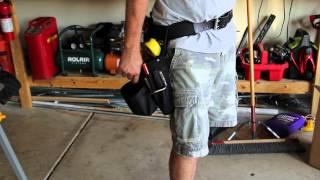 Milwaukee Tool Belt 49-17-0195 - Review
