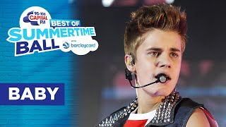 Justin Bieber - Baby (Best of Capital's Summertime Ball) | Capital