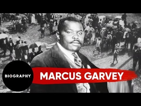 Marcus Garvey: Strongest Voice for Black Nationalism in History | Biography