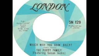 Poppy Family - Which Way You Goin' Billy (1969)