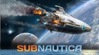 We're Marooned! But the Planet is Gorgeous... | Subnautica #1