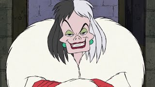 101 Dalmatians   Cruella De Vil   Disney Sing-Along