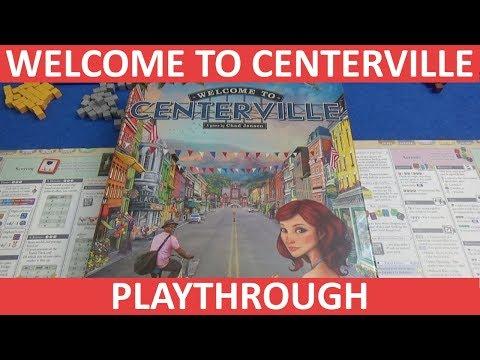 Welcome to Centerville - Playthrough - slickerdrips