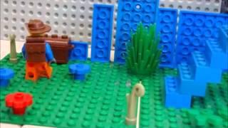 preview picture of video 'Der Schatz (Endversion) - Computerkids go Brickfilmers an der vhs Straubing'