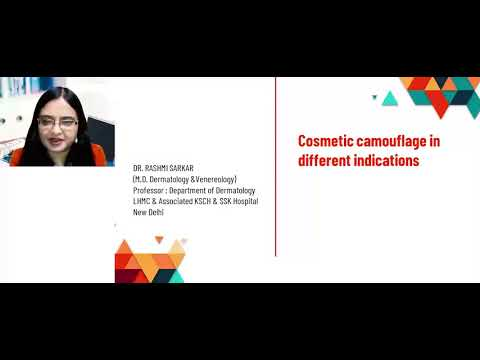 Cosmetic Camouflage in Different Indications
