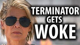 Terminator Dark Fate's Woke All Female Trailer