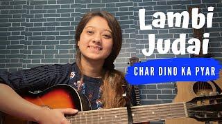 Lambi Judai - Jannat | Female Cover By Simran   - YouTube