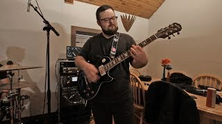 Grand Theft Autumn (Where Is Your Boy) // Fall Out Boy // Live Cover From A Living Room
