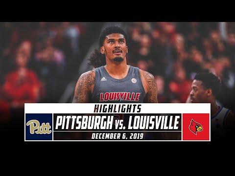 Pittsburgh vs. No. 1 Louisville Basketball Highlights (2019-20) | Stadium
