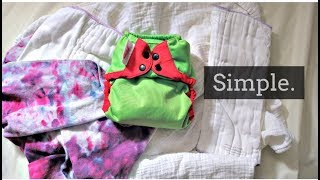 Easiest Way To Use Cloth Diaper Covers