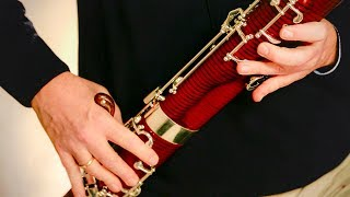 Fagott | Eckart Hübner | Instrumente im Symphonieorchester | SWR Classic