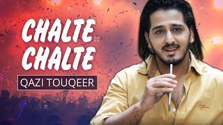 Chalte Chalte | Mitron | Atif Aslam | Fan Farmayish | Qazi Touqeer