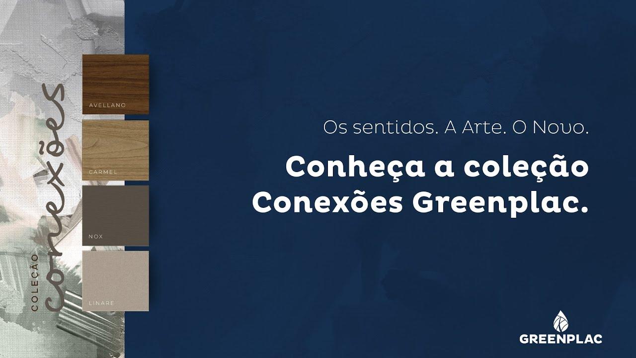 Novos padrões Greenplac - Conexões