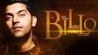 Guru Randhawa - Billo On Fire | Audio Full Song | Page One