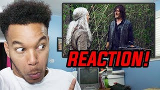 "The Walking Dead Season 9 Episode 7 ""Stradivarius"" REACTION!"