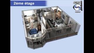 Je peux visualiser votre projet immobilier en images 3D