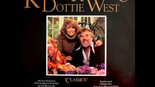 Kenny Rogers &  Dottie West ~ All I Ever Need Is You