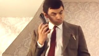 Nice Room Bean   Funny Clips   Mr Bean Official
