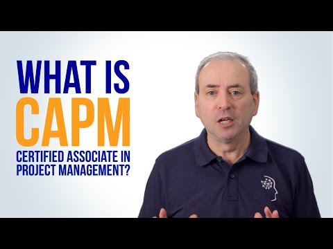 What is CAPM? PMI's Certified Associate in Project Management ...