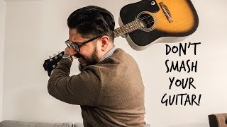 Why Learning Guitar Is Hard