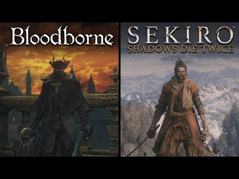 Sekiro: Shadows Die Twice vs Bloodborne | Direct Comparison