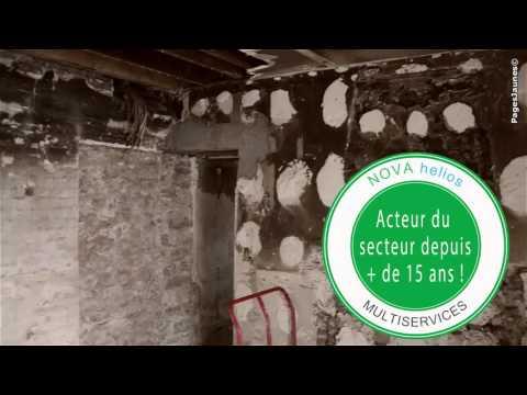Nova Helios Multiservices, société de nettoyage à Noisy-le-Grand.