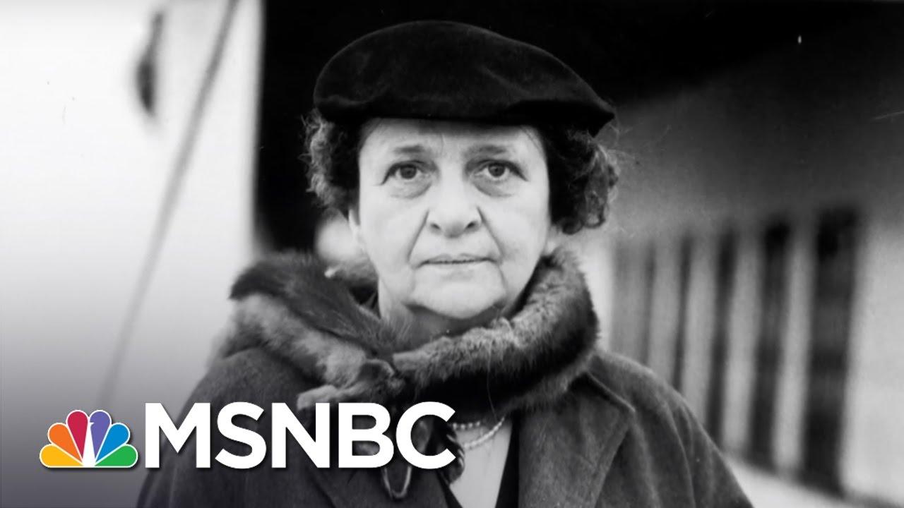 Frances Perkins: First Female Presidential Cabinet Member   7 Days Of Genius   MSNBC thumbnail