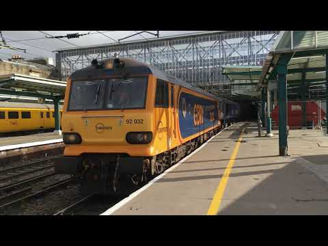 Carlisle Freight Variety 25th October 2017
