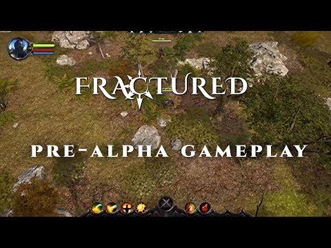 Pre-Alpha Gameplay | Hike & Slash