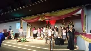 Reap in joy : youthful praise