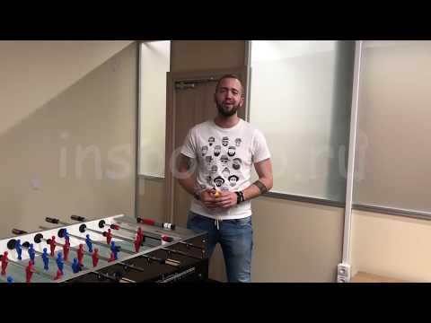 """Отзыв о настольном футболе """"Garlando Master Champion"""""""