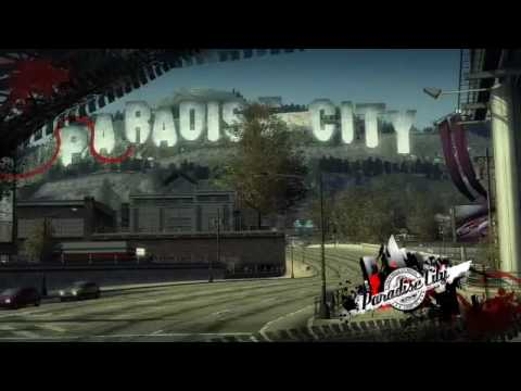 Burnout Paradise: The Ultimate Box - origin region free