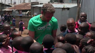 Royal wedding photographer travels for global charity