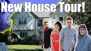 A Tour Of My New House **secret room**
