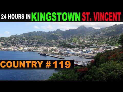 A Tourist's Guide to St. Vincent & the Grenadines