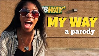 Fetty Wap - My Way (Parody) | Healthy Food