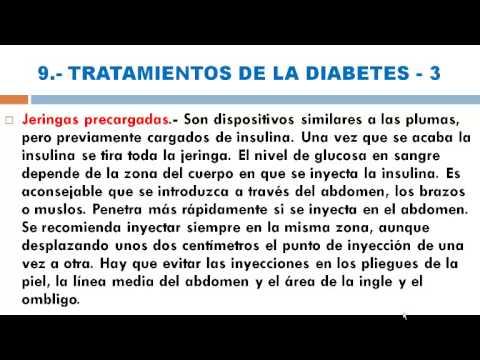 Embarazo con diabetes