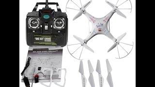 Drone Arshiner Q5C con videocamera: La recensione di Oderfla!