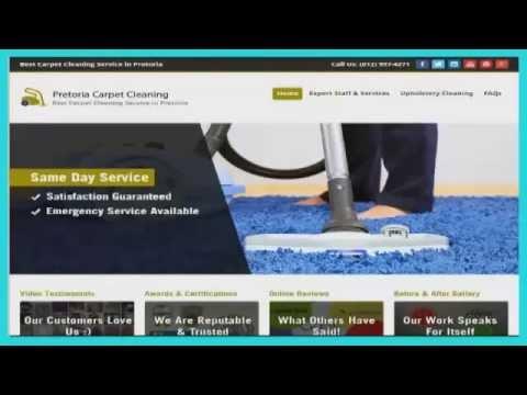 Pretoria Carpet Cleaners - Call Us (012) 997-4271