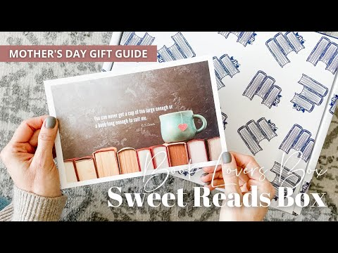 Mother's Day Gift Guide 2021: Sweet Reads Box