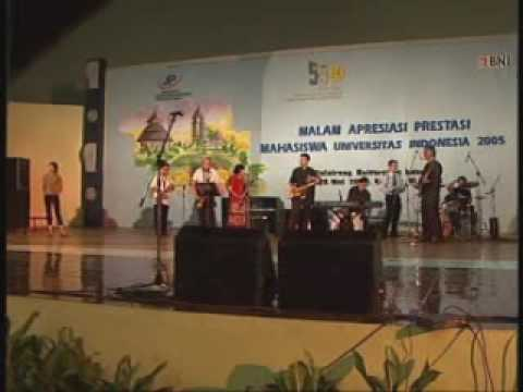 Masih Ada-The Professor Band Live at Malam Apresiasi Prestasi Mahasiswa UI 2005