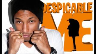 Pharrell Williams   Happy [Despicable Me 2 Soundtrack, Steve Carell] HD
